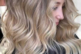 Wonderful Balayage Hair Color & Hairstyles To Try In 2019