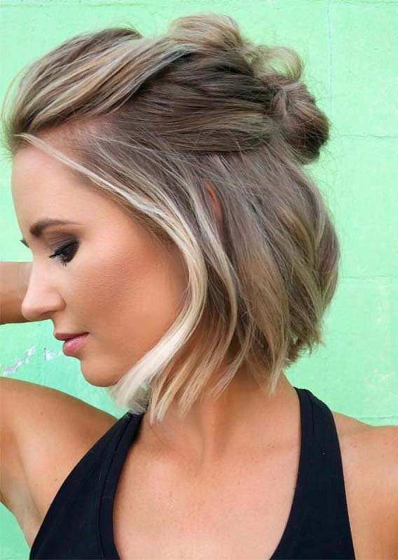 Amazing Ideas Of Short Haircuts for 2019