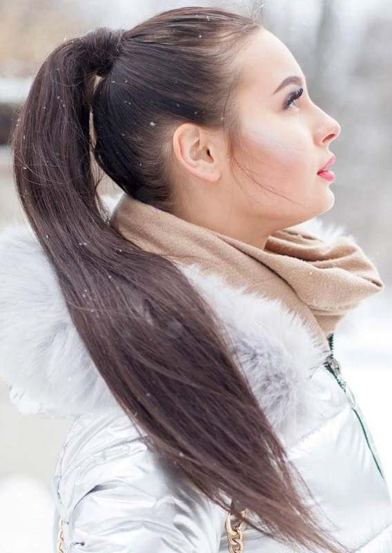 Amazing Ponytail Hairstyles for Long Hair in 2019