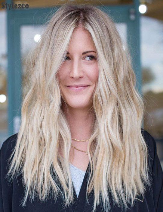 Gorgeous Medium Length Hairstyles For Ladies In 2019 Stylezco