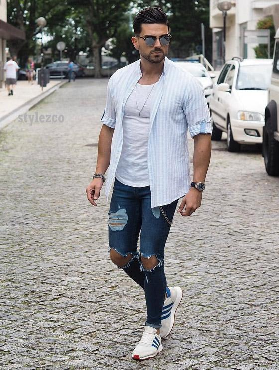 Ideal Men\u0027s Outfit Styles To Rock In 2019