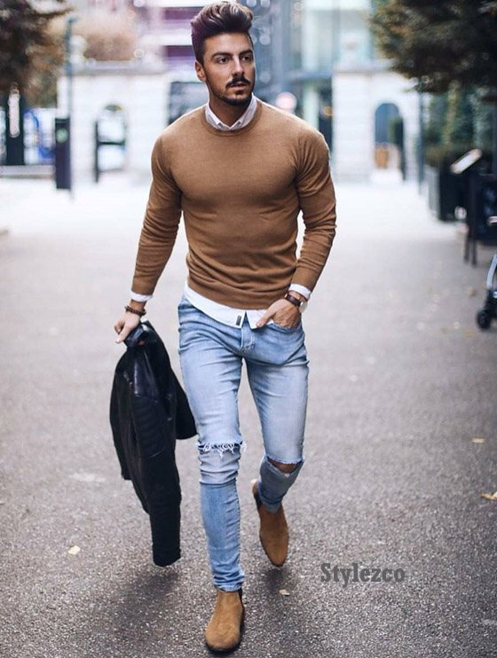 Popular Outfit style & Fashionable Look for Men's In 2019