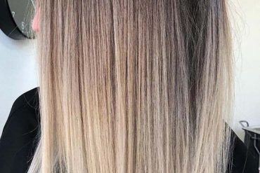 Seamless Blends Of Balayage Hair Colors in 2019