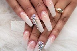 Stunning Long Nail Designs in 2019