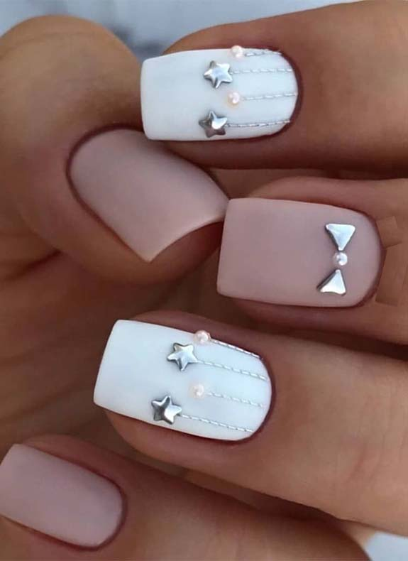 Unique Nail Designs for Celebrities in 2019