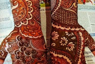 Best Bridal Mehndi Arts You Must Create