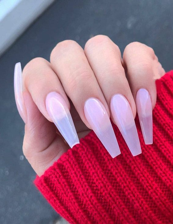 Best Styles of Long Nails Art for Teenage Girls