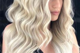 Face Framing Long Blonde Hairstyles for 2019