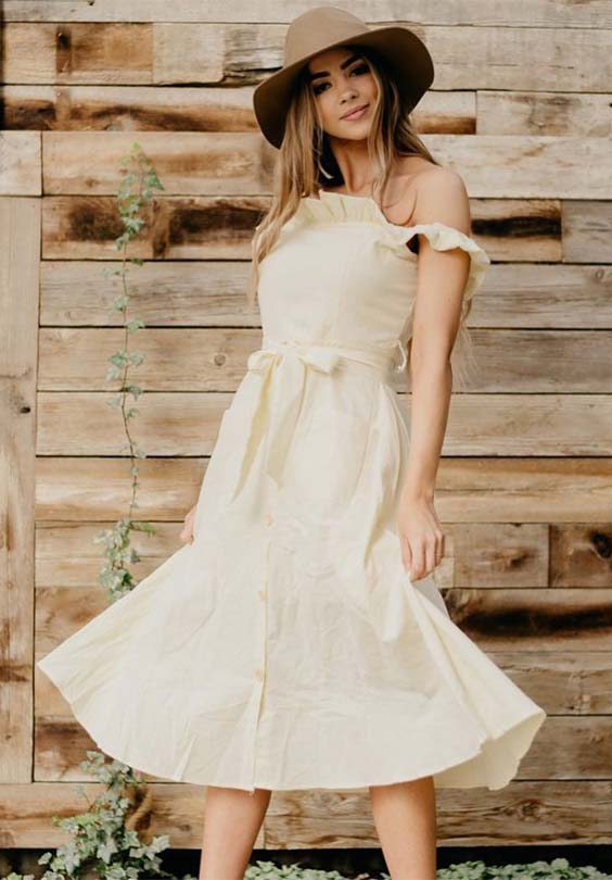 Perfect Spring Dresses & Outfit Styles for 2019