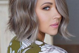 Adorable Hair Color Shades for Short Hair In 2019