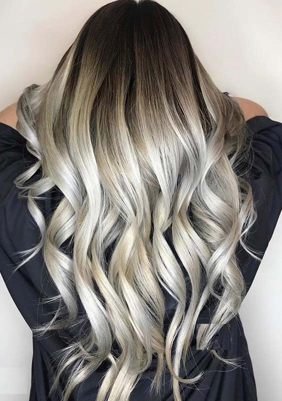 Amazing Perfections Melting Hair Colors in 2019