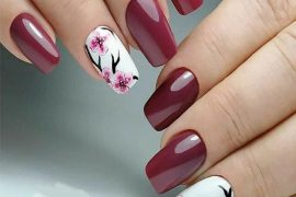 Creative Red Nail Designs You'll Love In 2019