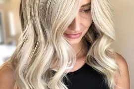 Dimensional Blonde for Long Locks in 2019