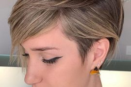 Modern & Ideal Pixie Haircuts for Short Hair