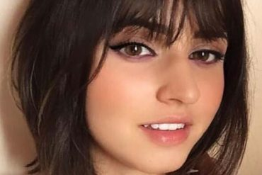 Short haircuts with bangs for women 2019