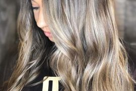 Silky Bronde Hair Color Ideas for Long Hair in 2019