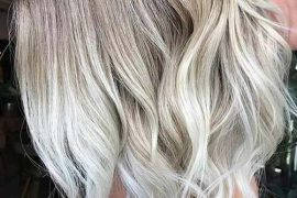 Awesome Toasted Coconut Hair Color Trends in 2019