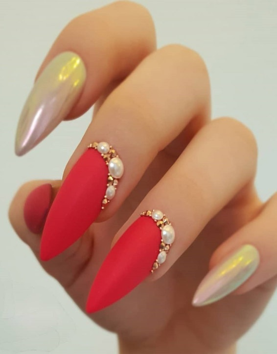 Elegant Nail Art Ideas & Trends for Girls