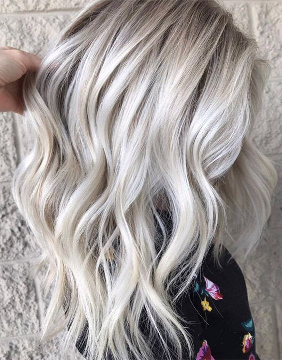 Wonderful Blonde Highlights For Long Hair In 2019 Stylezco
