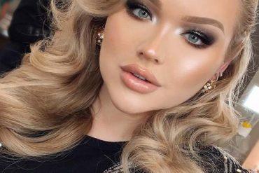 Wonderful Hair Colors & Makeup Combo for 2019