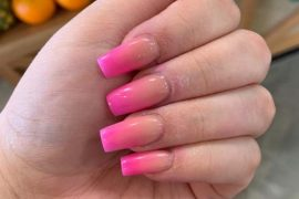 Beautiful Ideas Of Pink Nails Designs for 2019