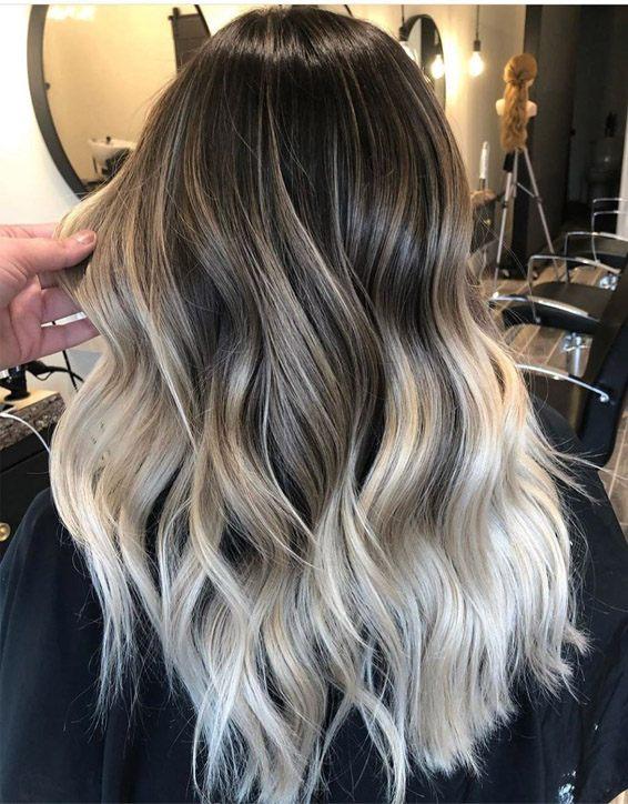 Fantastic Balayage Ombre Hair Color Ideas In 2019 Stylezco
