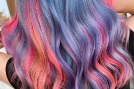 Fresh Hair Color Trends & Highlights for Spring Season