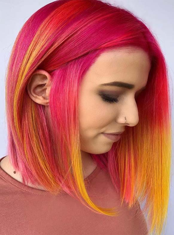Pulp Riot Hair Color Shades & Highlights in 2019