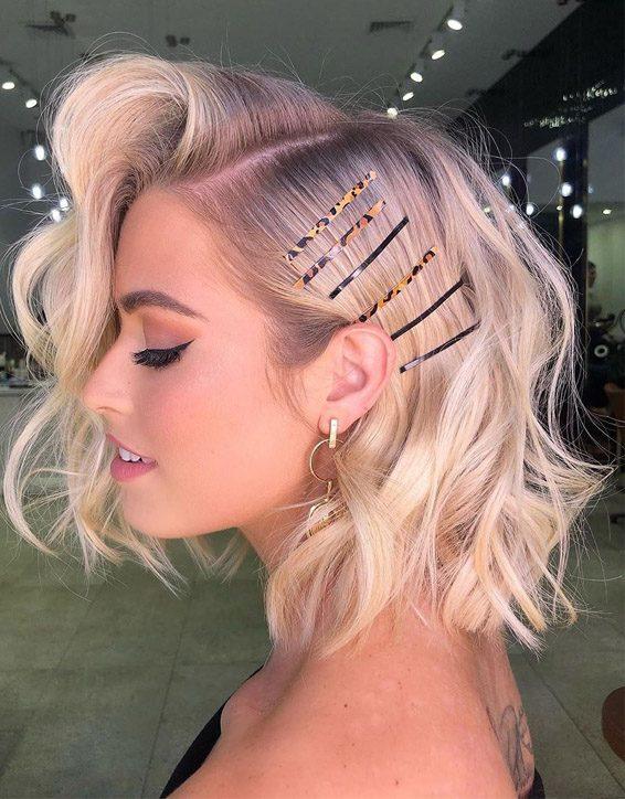 Best Short Hair Ideas for Girls In 2019