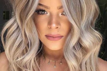 Creative Blonde Balayage Hair Color Ideas to Wear in 2019
