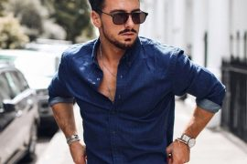 Good Looking Summer Fashion Ideas for Mens