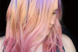 Soft Pastel Hair Color Ideas & Style In 2019