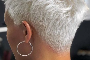 Stunning Styles Of Pixie Blonde Haircuts in Year 2019