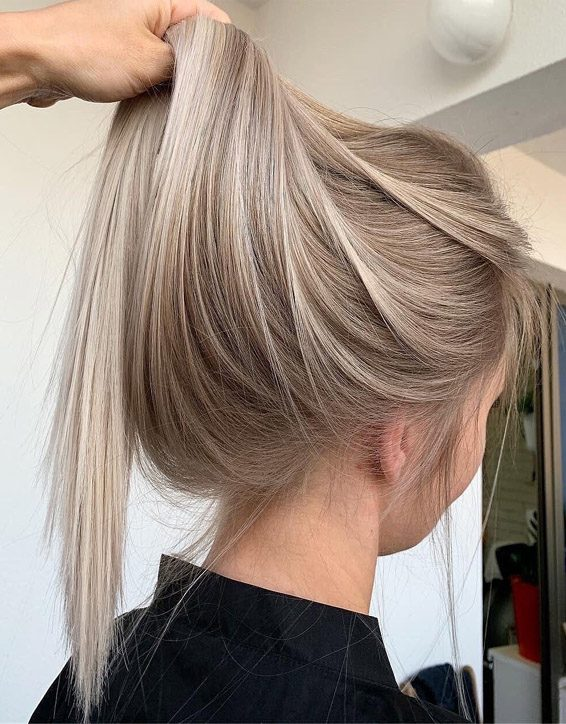 Delightful Brunette Hair Color Looks & Shades for 2019