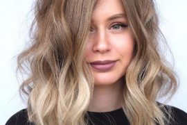 Marvelous Lob Haircut Trends for Shoulder Length Hair