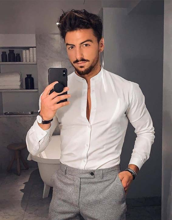 Modern Mens Style & Looks for the year of 2019