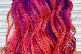 Vibrant Red Hair Color Ideas for Every Woman in 2019