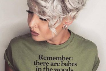 Awesome Short Haircuts & Style for Curly Hair