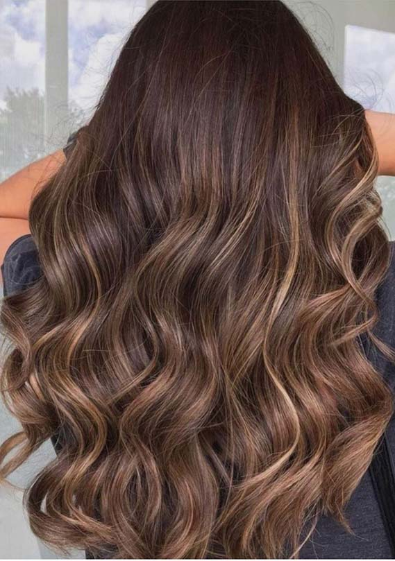 Best Of Brunette Balayage Hair Colors for Women 2019