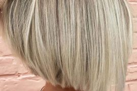 Incredible Blonde Blunt Bob Haircuts to Show Off in This Year