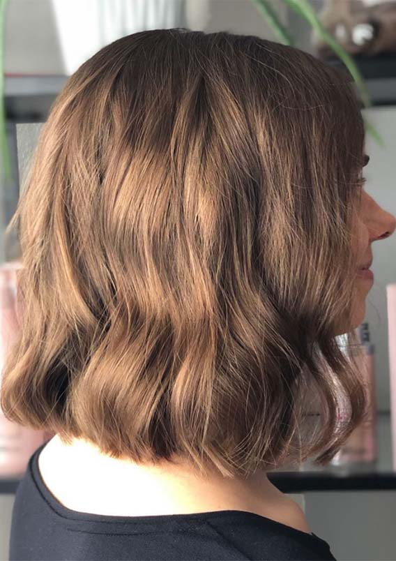 Modern Styles Of Medium Length Haircuts to show off nowadays