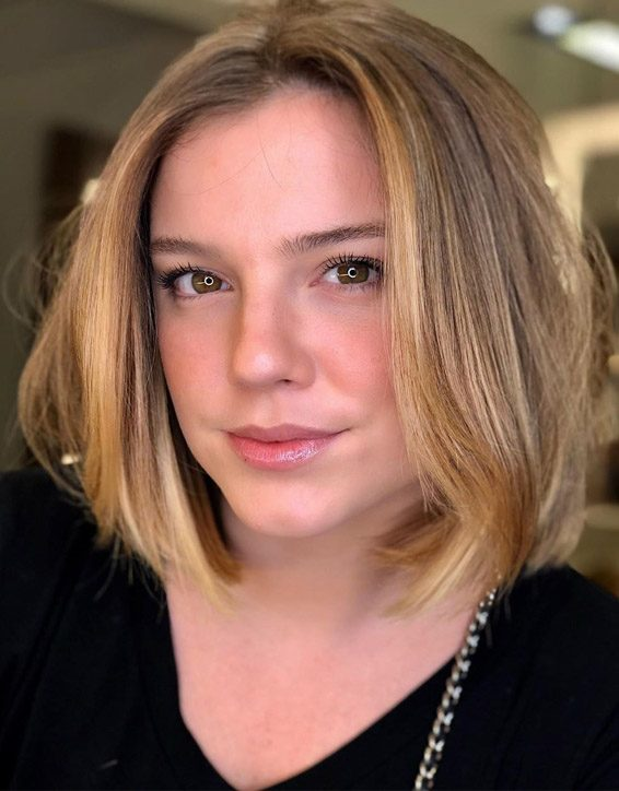 Unique Long Bob Haircuts for Blonde Girls In 2019