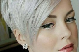 Cutest Styles Of Short Pixie Haircuts for Women in 2019
