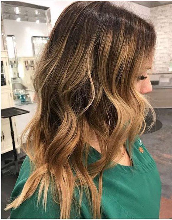 Stylish Brown Hair Color Ideas Shades For 2019 Stylezco