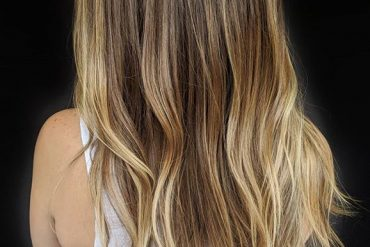 Balayage Shades with Brunette Highlights for 2019