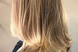 Perfect blended balayage hair color trends for 2019