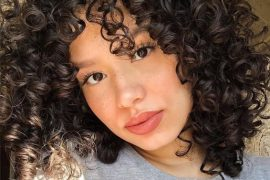 Short Curly Hairstyles for Beautiful Girls In 2019
