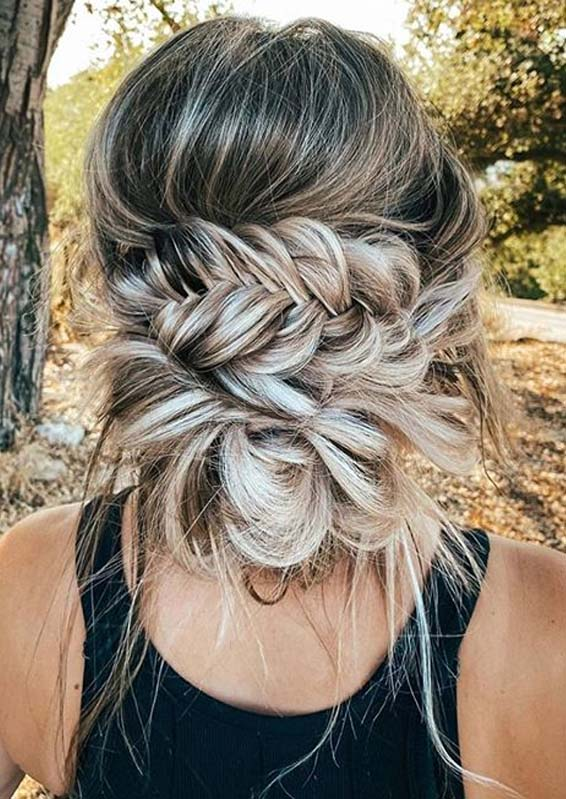 Gorgeous Boho Braids for Girls to Wear in Year 2020