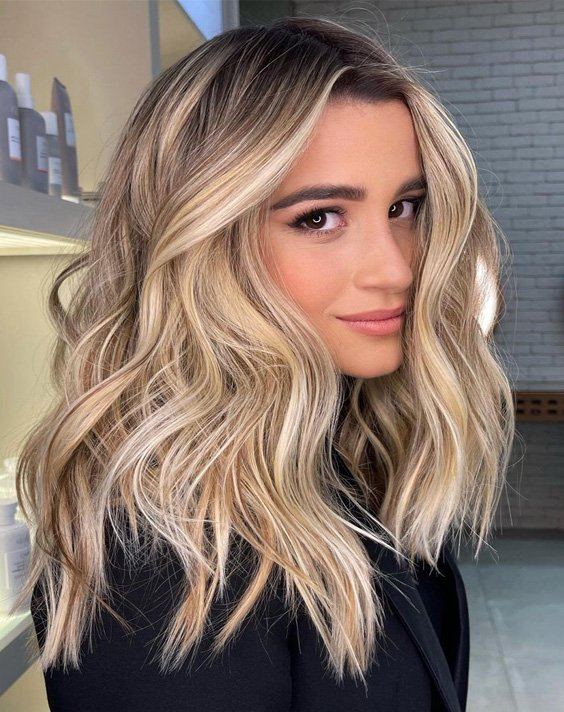 Awesome Hair Color Ideas & Style to Copy Now